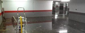 Asistencia en inundaciones de viviendas, locales, sótanos, garajes y fosos de ascensores
