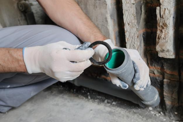 Mantenimiento de tuberías limpias
