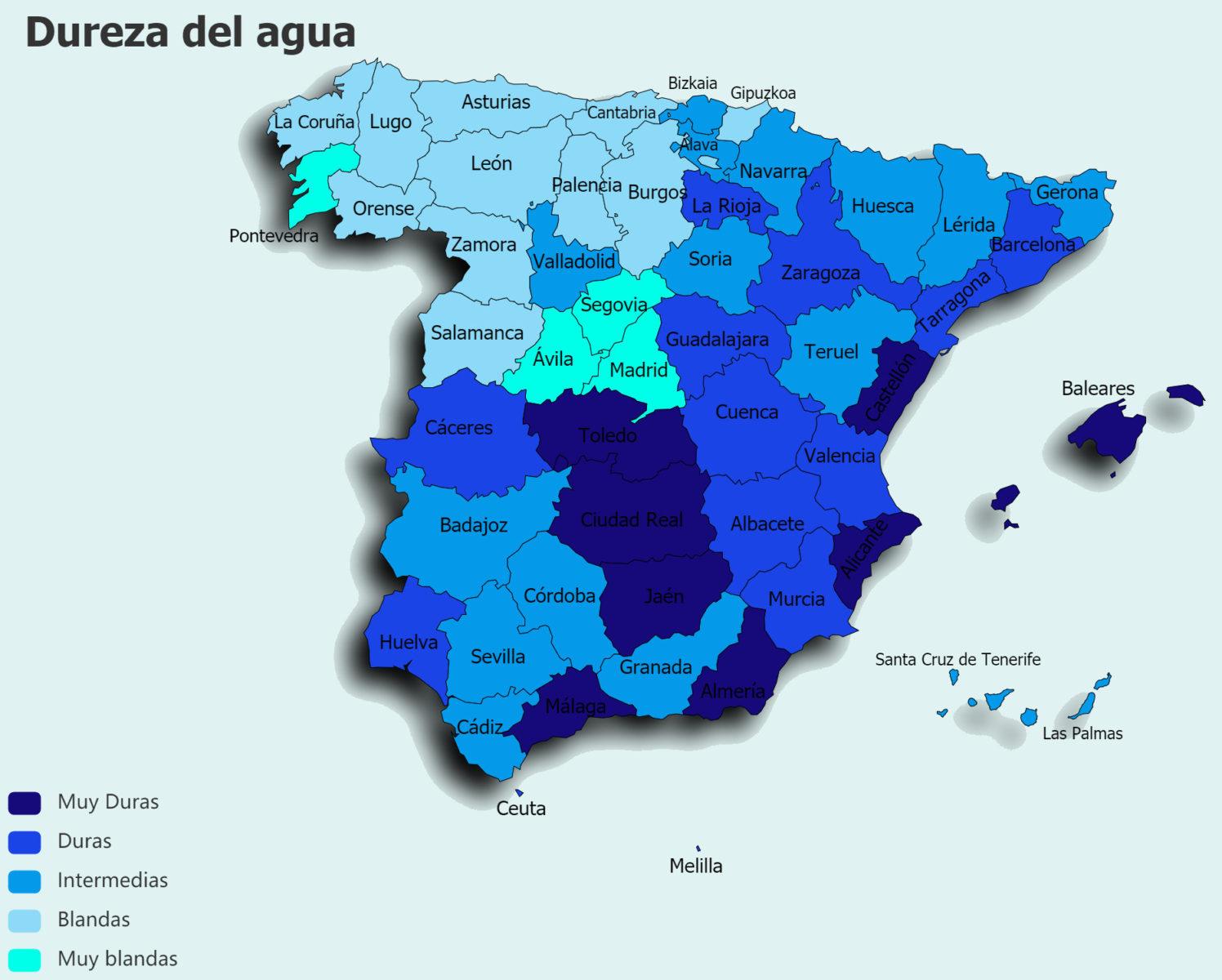 Dureza del agua_Desatascos Valma_Valladolid Palencia